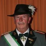 Bezirksbundesmeister Günther Hecker